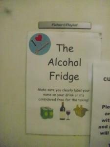 Sydney: Wer braucht schon Essen im Kühlschrank?