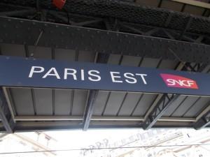 Letzter Bahnhof einer Hauptstadt auf meiner Reise